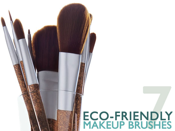 7 Eco-Friendly (And Vegan!) Makeup Brushes for Cruelty-Free