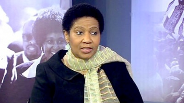 UN Women Executive Director Phumzile Mlambo-Ngcuka
