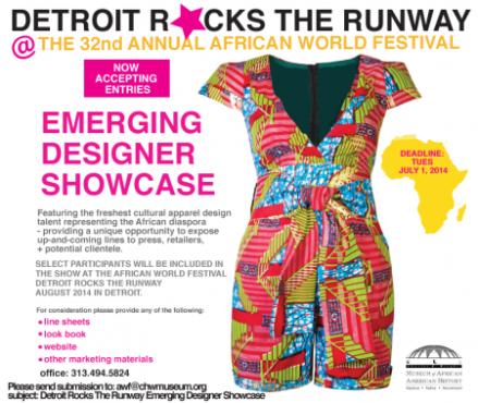 AWF emerging designer showcase